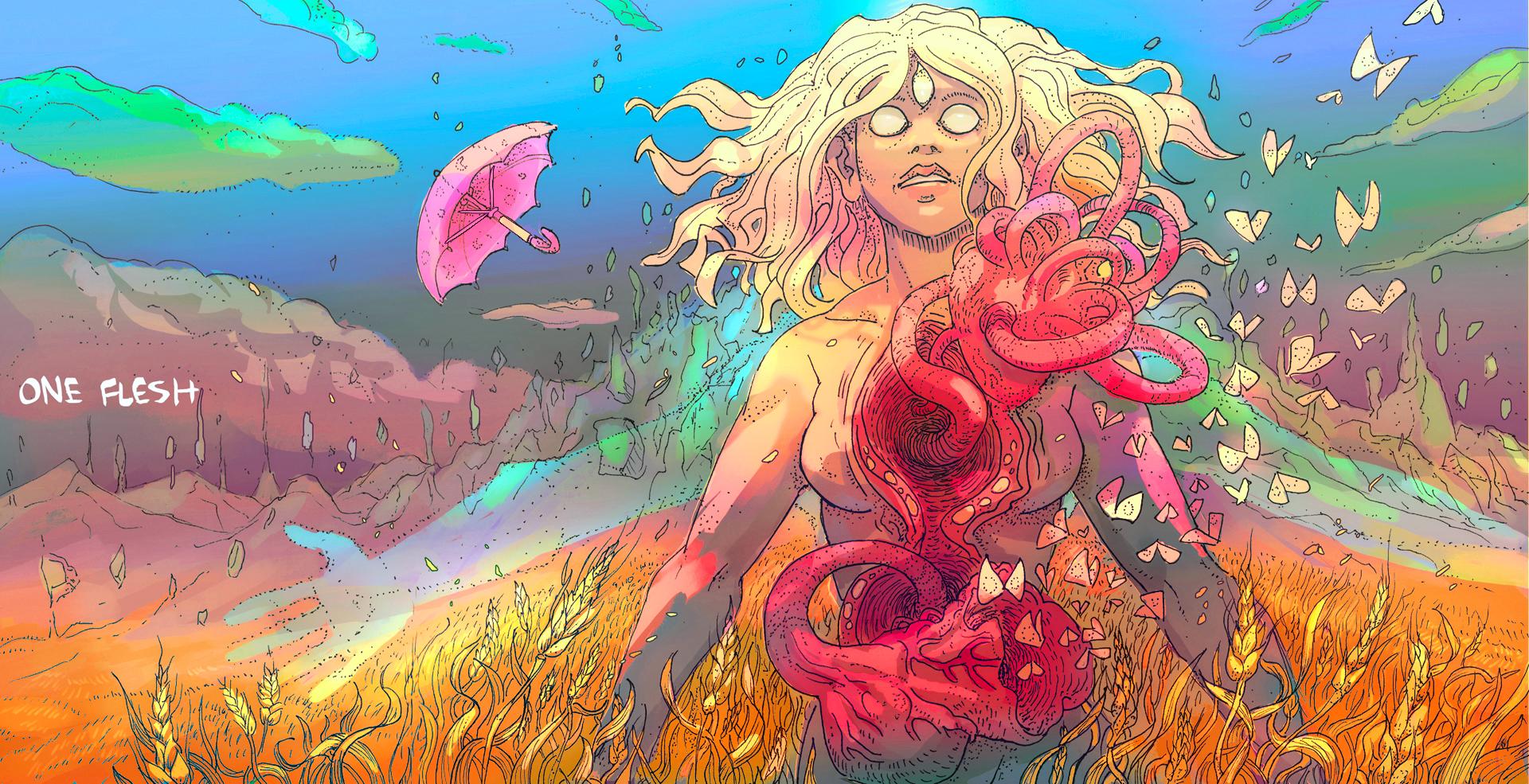 One flesh by Fealasy