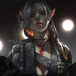 Fantasy Fight Club by Fealasy