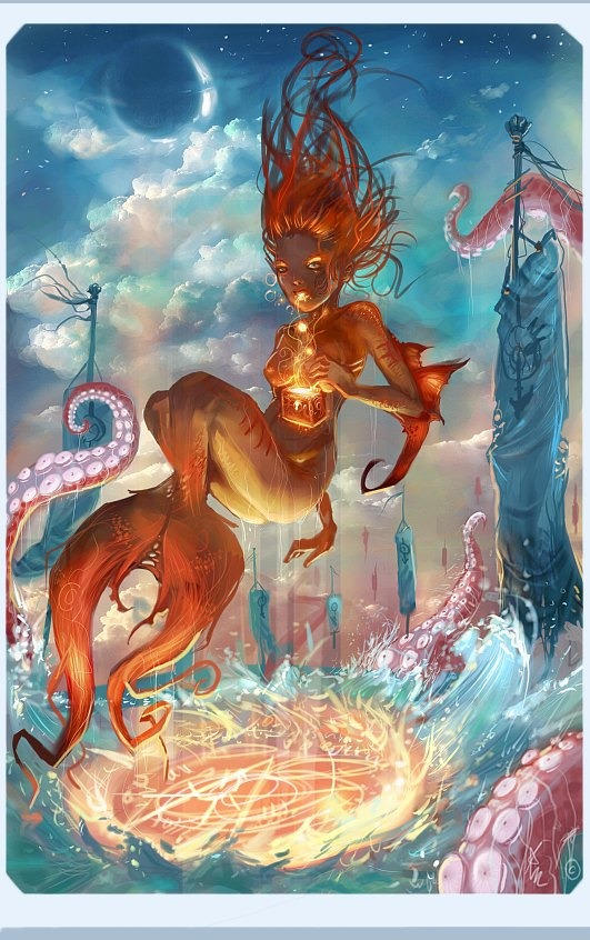 Mermaid by Fealasy