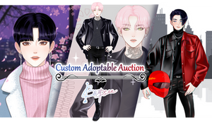 Baepsee/CustomAdoptable/Auction1/OPEN