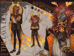 Yuuki/Adopt/Auction21/OPEN by MrSneakers