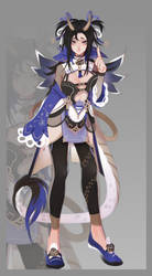 Naitia/Adopt/Auction47/OPEN by MrSneakers