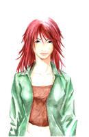 Redhead by shosuro