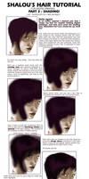 Hair Shading Tutorial