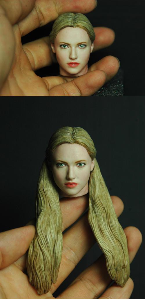 Amanda Seyfried custom head