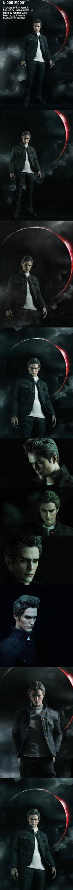 Robert Pattinson of Twilight