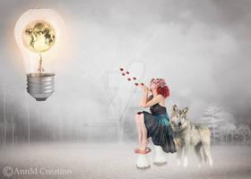 Moonlight Kissesw by lukara9999
