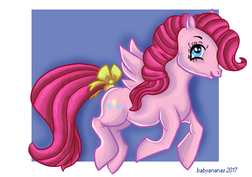 Pinkie Pie by babyananas