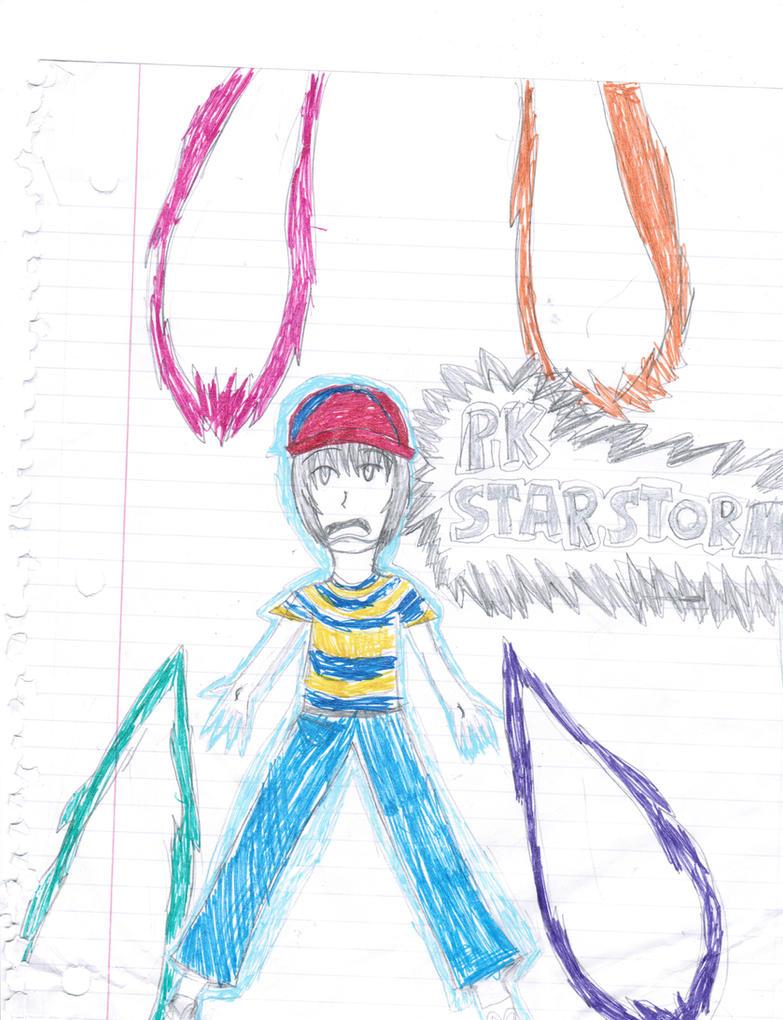PK STARSTORM!!! by SailorVenusFan