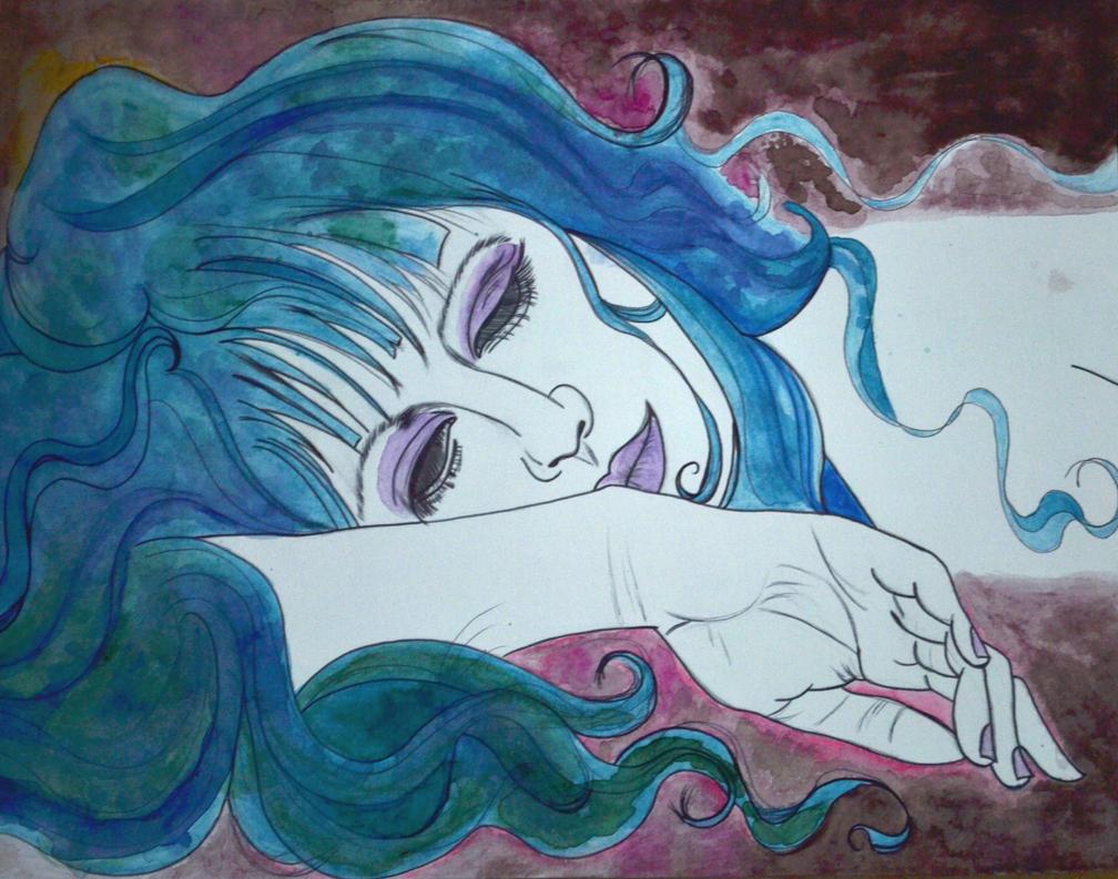 Belladonna of Sadness by Sarahfina-Rose