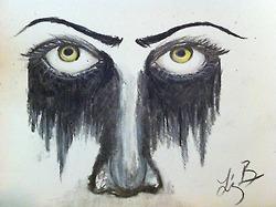 Hawk Eyes by AlainaRayne