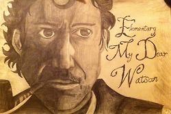 Sherlock by AlainaRayne