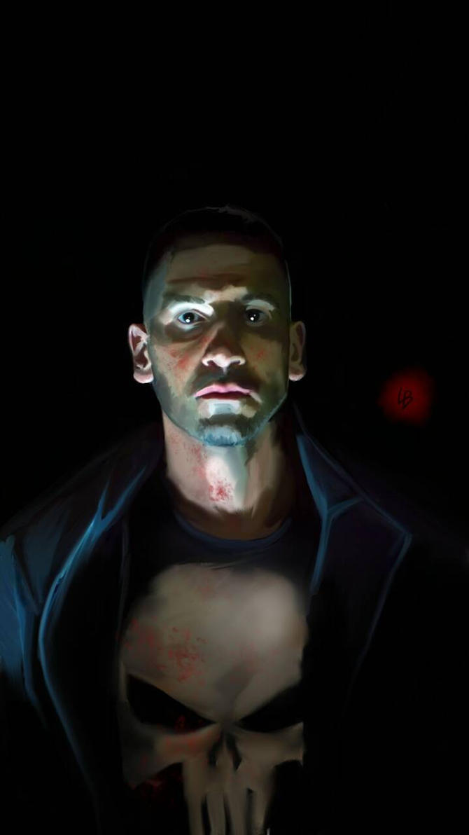 Punisher Fanart by lwbizzle