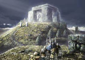 Gunter's Stone by hari64