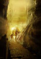 Gorge by hari64
