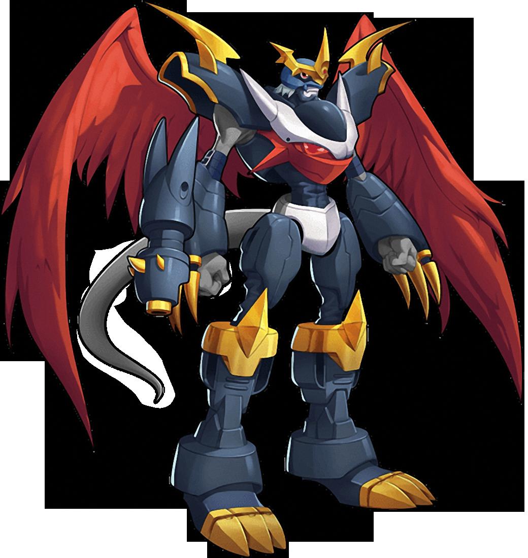Imperialdramon: Fighter Mode(Virus) by Night74 on DeviantArt