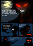Family Blood (2021) page 1 by ImpelUniversalHero
