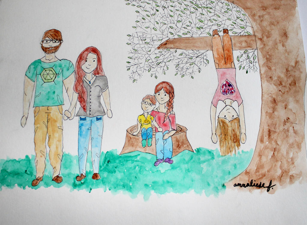 Family Outing by stuff73920147