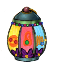 The Myloko Lantern by myloko
