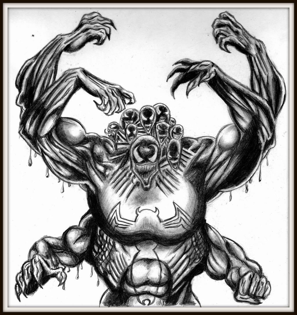 Venom The Madness by Hunter407 on deviantART