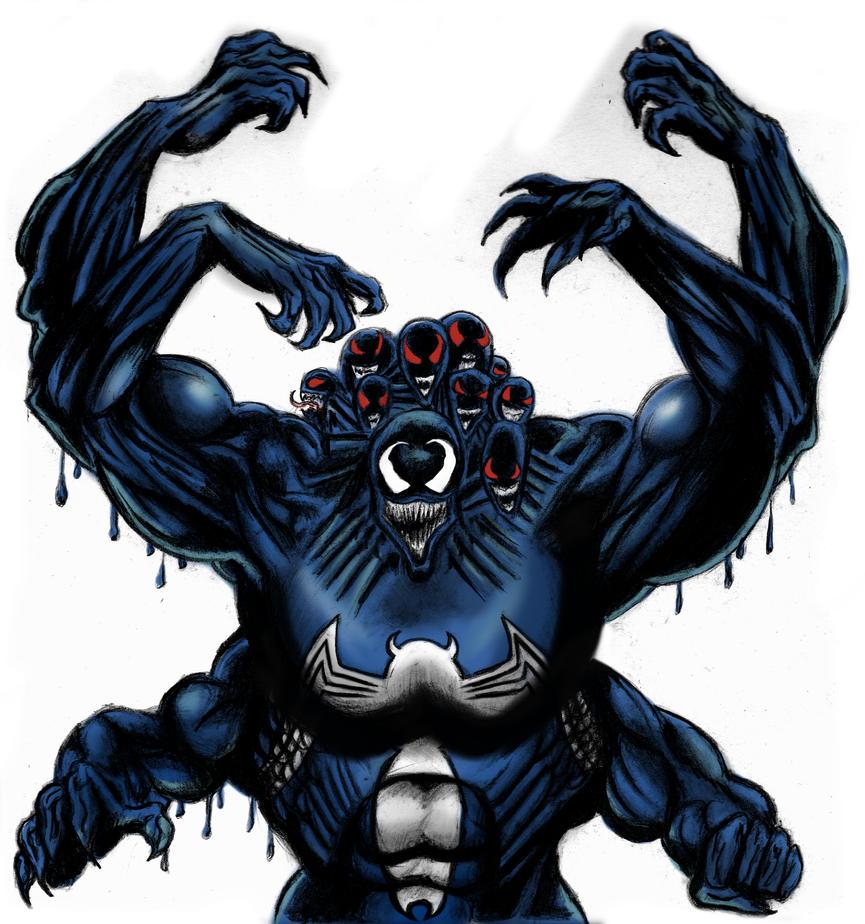 Venom The Madness WIP by Hunter407 on DeviantArt