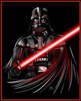 Darth Vader by Hunter407