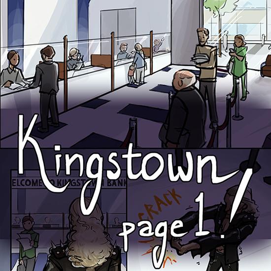 Kingstown p.1 by veyn