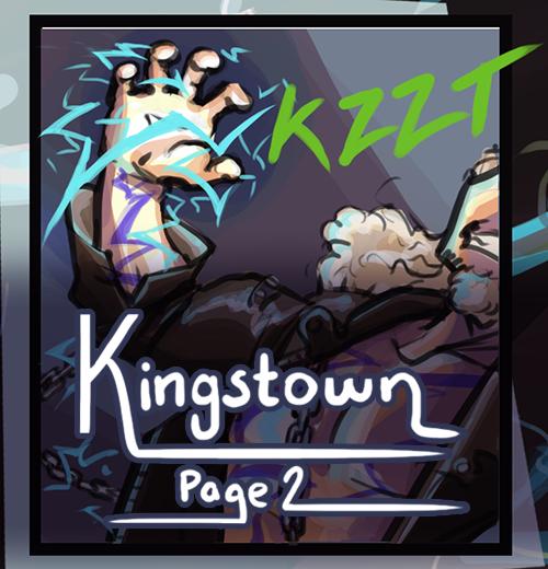 Kingstown p.2 by veyn