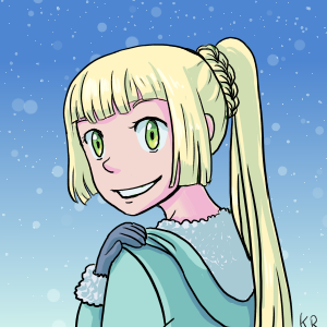 Icon - Winter Lillie by kat-reverie