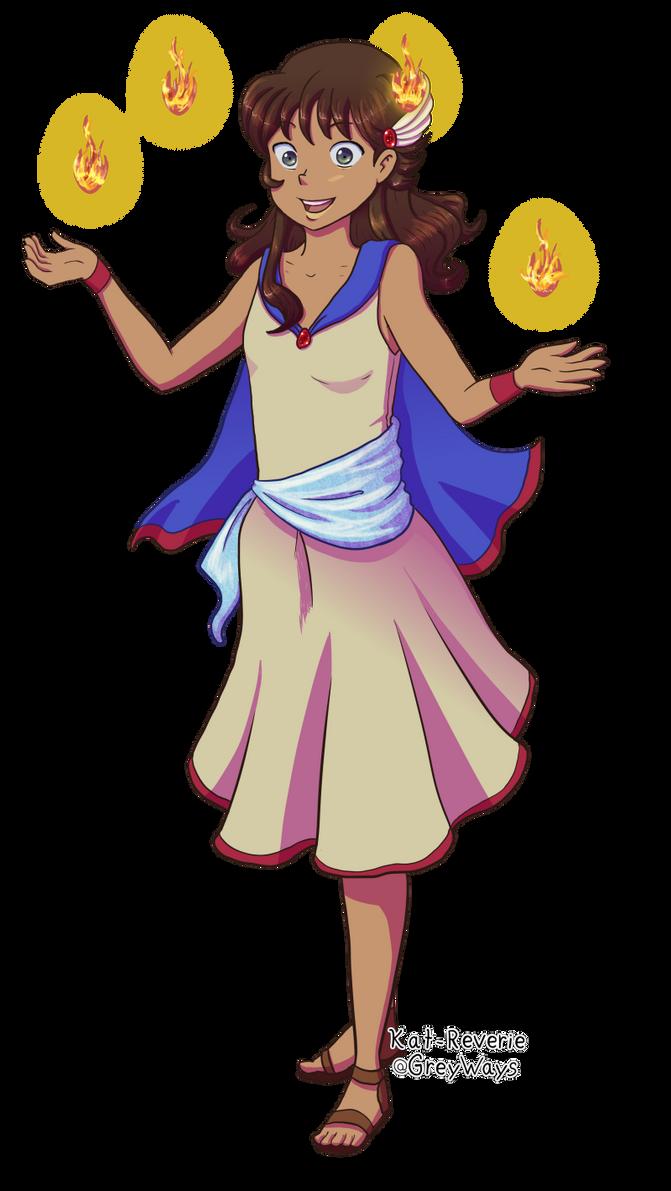 Sylvia - Spires of Agartha by kat-reverie