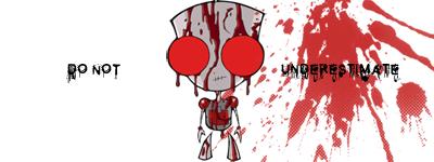 Bloody Gir by violentdisposition