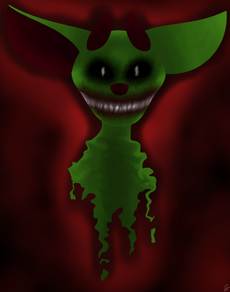 Die Bilder des Chaos! - Seite 2 Demons_are_everywhere_by_portallove108-dbetc4l