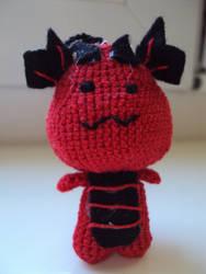 Red dragon by KwiatSniegu