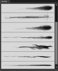 Adobe Illustrator Brush Tutorial : Vol #1 by HumanNature84