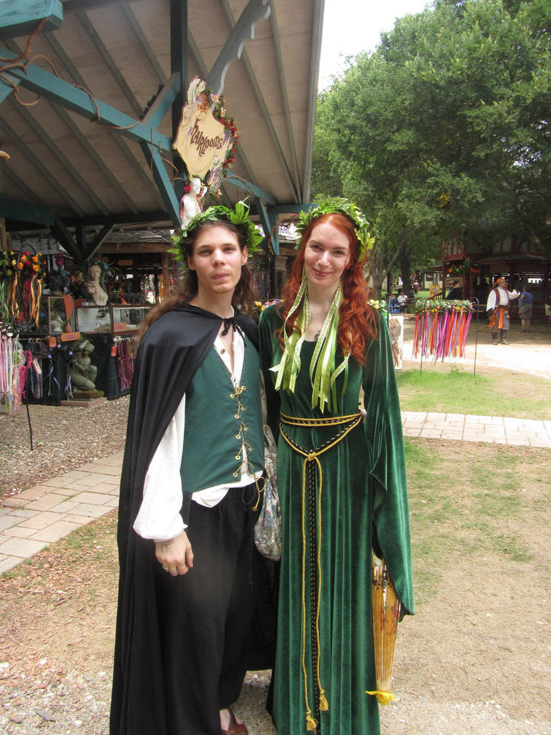 Elves of Lorien by Orcanaria