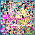 Teenage dream-BLEND EN PSD by LaaastNight96