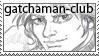 Gatchaman-Club Stamp 1 by Gatchaman-Club