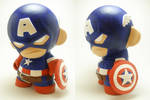 Captain America Munny