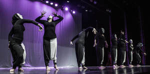 Drama - Contemporaneous dance