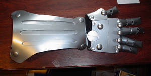 Ed Elric's Automail - Forearm
