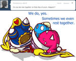[Kirby] Ask Marxolor Sketches #3