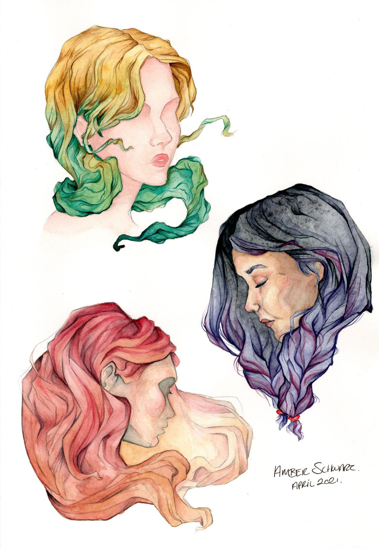 Final Three Faces