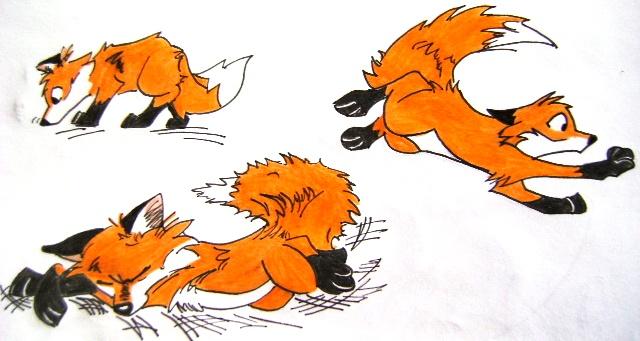 Fox by HowlingWolfSong