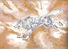 AT- Wolf-Minori by HowlingWolfSong