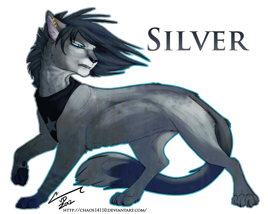 SilverSheCat's Profile Picture