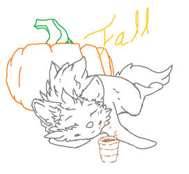 -Fall Time- YCH?