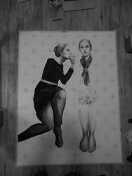 .:Whisper to Me:. almost done by Fergalamalu