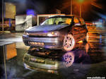 VW Golf 4 Tuned HDR