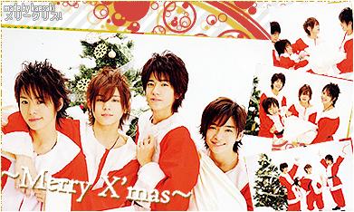 X'mas Yuto,Chi,Yamada,Daiki by kaedeki