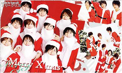 X'mas-Hey Say JUMP by kaedeki